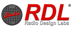 Radio Design Labs (RDL) logo