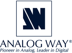 Analog Way logo