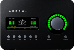 Universal Audio Arrow | GS Broadcast Technical Canada